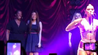 Morissette Amon Jessie J Who You Are - Araneta Coliseum - part 1