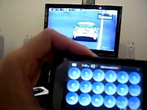 Nokia N900 Remote Control App