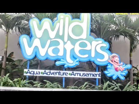 Wild Waters Amusement Park Hyderabad || Aqua || Advanture || Telangana
