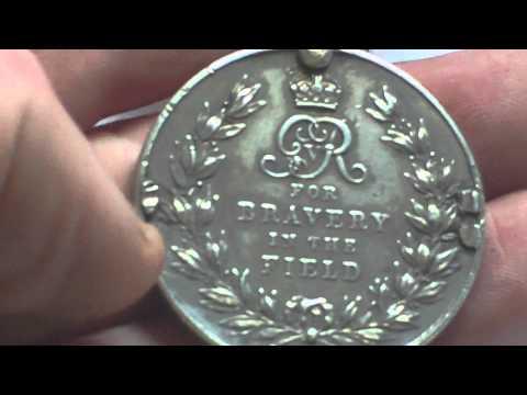 FIRST WORLD WAR BRITISH MILITARY MEDAL,BORDER REGIMENT ,J H HIGSON, LEIGH LANCASHIRE
