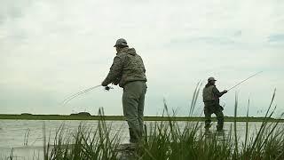 """Рыбалка на ерике """"Щучий"""" река Волга в Астраханской области"""