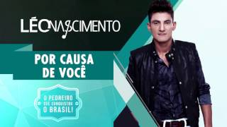 Léo Nascimento - Por Causa De Você (Áudio Oficial)