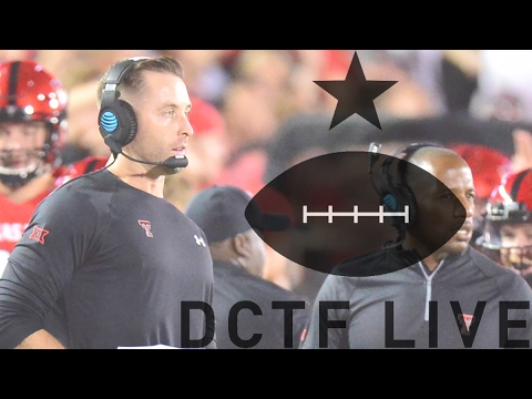 Is Kliff Kingsbury on the hot seat in Lubbock? Should he be?