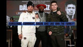 SHOBOX:DAVIS VS RUIZ MAINE CARD FULL FIGHT COMMENTARY (NO VIDEO)