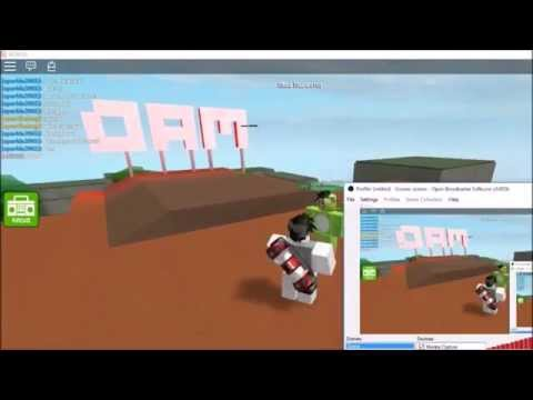 ROBLOX - Mad Games Mad Studio Out-Of Map Glitch (VOICED TUTORIAL)(WORKING AS OF 12/13/15)