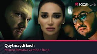 Munisa Rizayeva va Moon Band - Qaytmaydi kech | Муниса Ризаева - Кайтмайди кеч