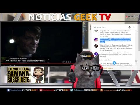 Flash: se revelo quien es Savitar Noticias Geek En VIVO