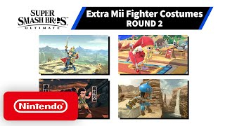 Super Smash Bros. Ultimate - Mii Fighter Costumes #2 - Nintendo Switch