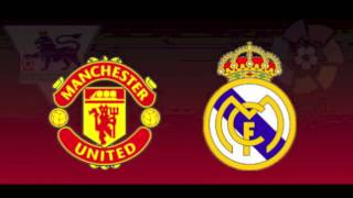 Champions League Draw- Manchester  United  vs Real Madrid - Ronaldo is HOME!
