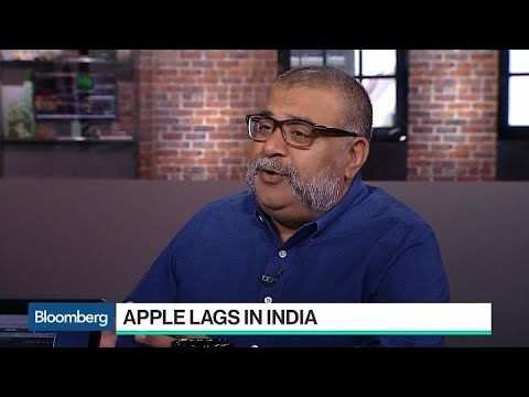 Apple Has 'Really Blown It' in India, Om Malik Says