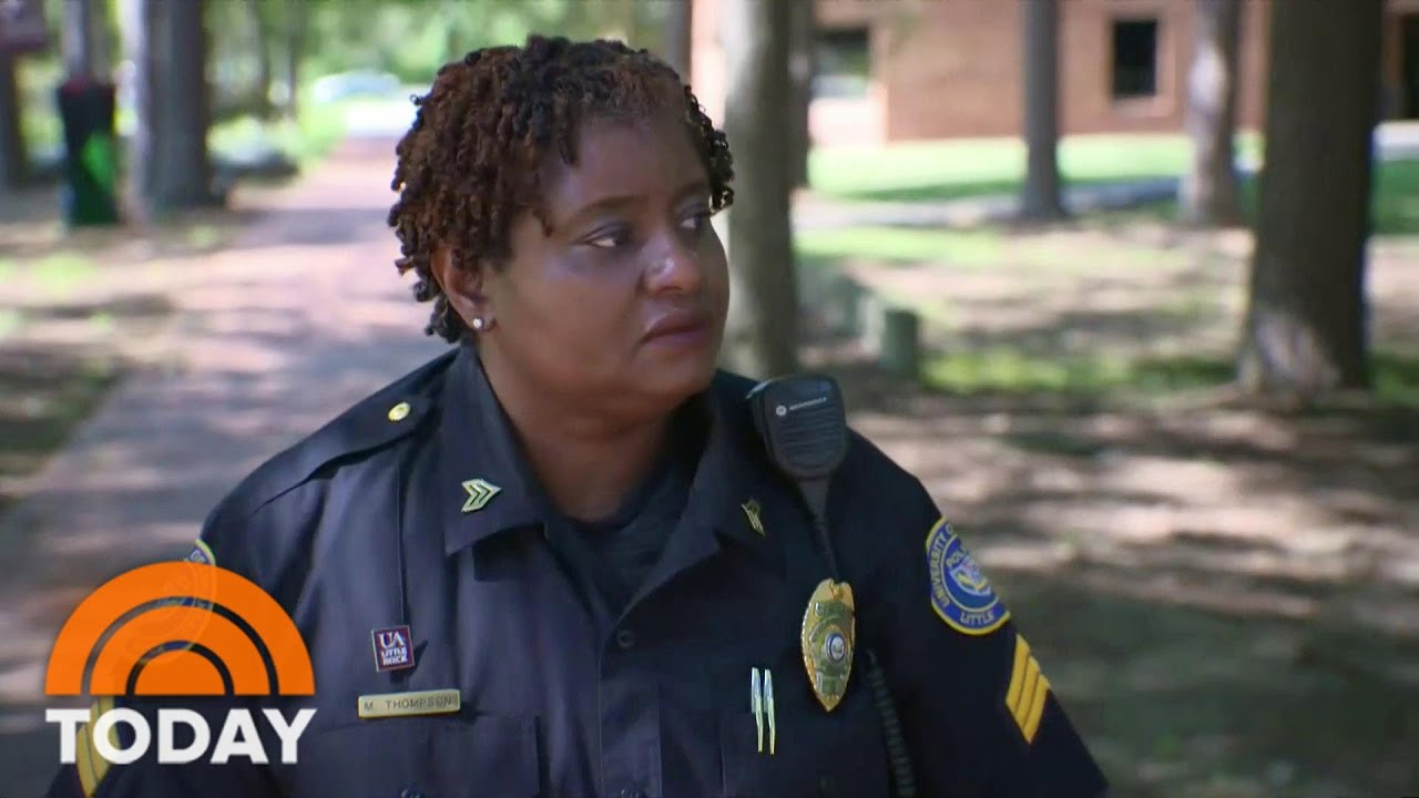 Black Female Officers Speak Out On Policing Numbers | TODAY