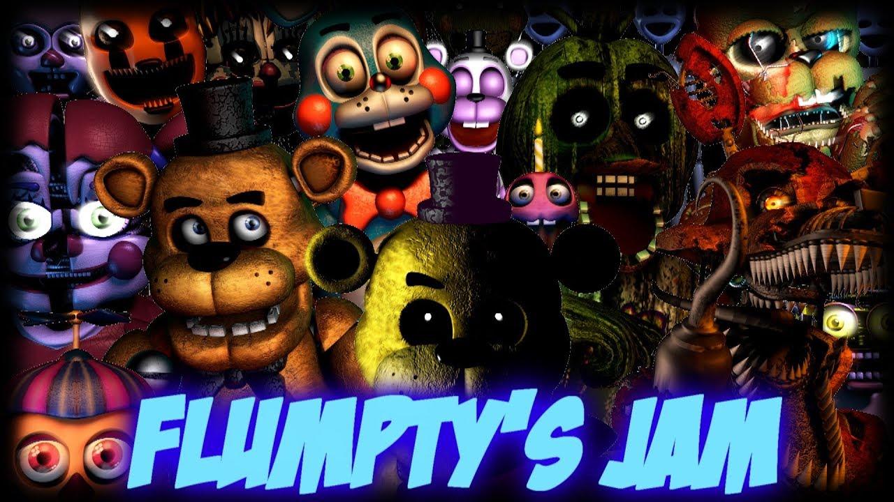 Download [FNAF\SFM] Flumpty's Jam Remake  Song by: DAGames