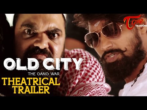 OLD CITY - The Gang War | Movie Theatrical Trailer | A Film By Oldcity Saleem Malik