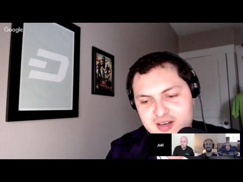 Dash Force Podcast E46 - Feat. Chuck Williams (Dash Core Head of UI/UX Development)