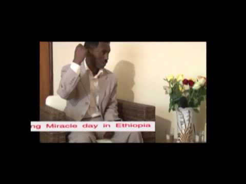 Amazing Miracle Day In Ethiopia Session II Ep. 02: Interview With Evangelist Ferew Gudisa Part 1