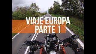 VIAJE EUROPA | PARTE 1 | KTM 1190 ADVENTURE | GROCA ADVENTURE