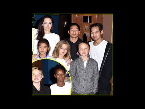 Angelina Jolie's Six Kids Look So Grown Up at Telluride Film Festival!