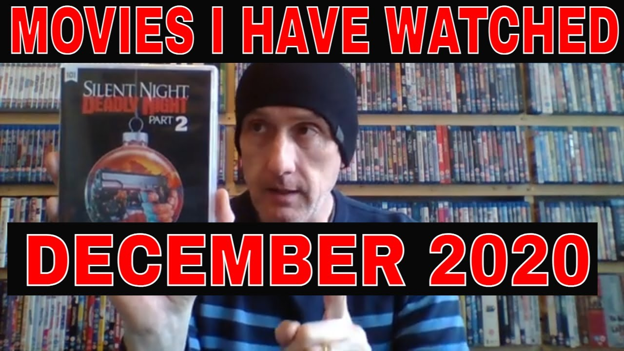 Download Movie's I've watched in December 2020. Blu Ray, DVD and Streaming.