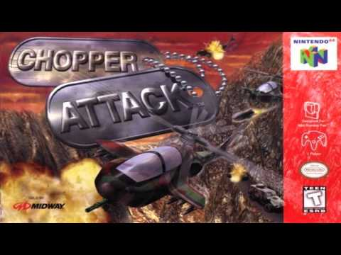 Chopper Attack 64 Soundtrack - Level 4