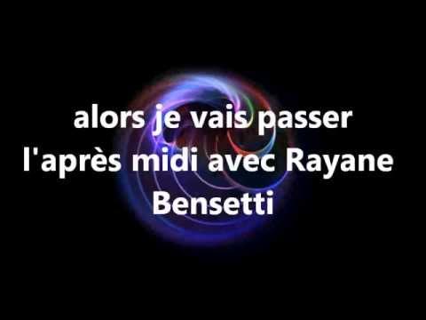 Keen V Feat Rayane Bensetti J Ai Piscine Paroles Youtube