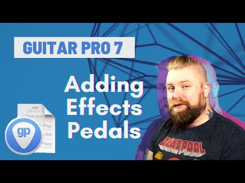Guitar Pro 7 Tutorials Part 3 - Layering Guitars & RSE Guitar Effects - Levi Clay