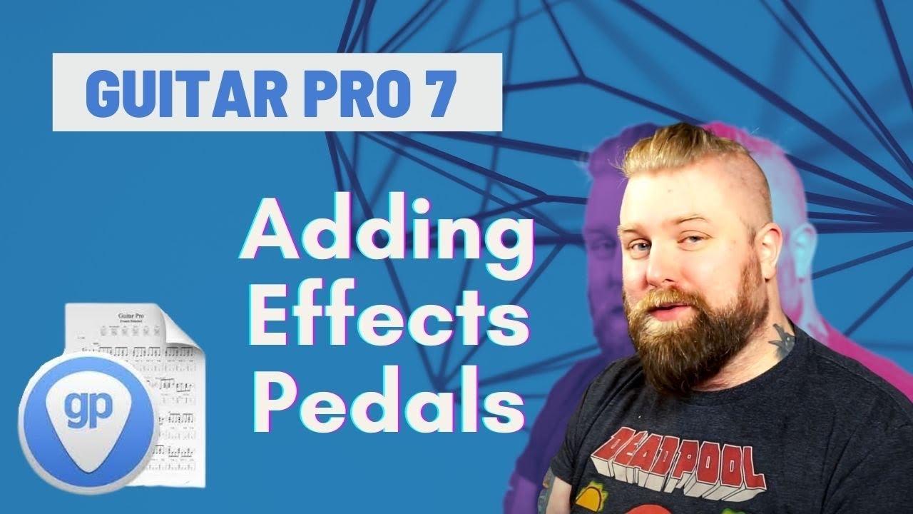 Guitar Pro 7 Tutorials Part 3 - Layering Guitars & RSE Guitar Effects -  Levi Clay