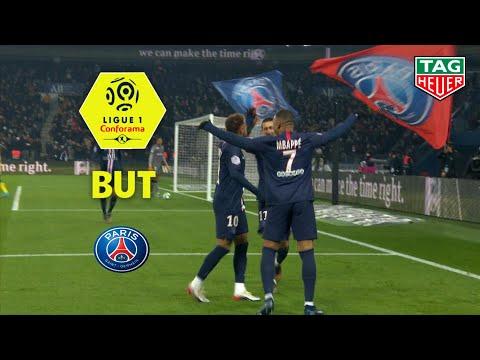But Kylian MBAPPE (52') / Paris Saint-Germain - FC Nantes (2-0)  (PARIS-FCN)/ 2019-20