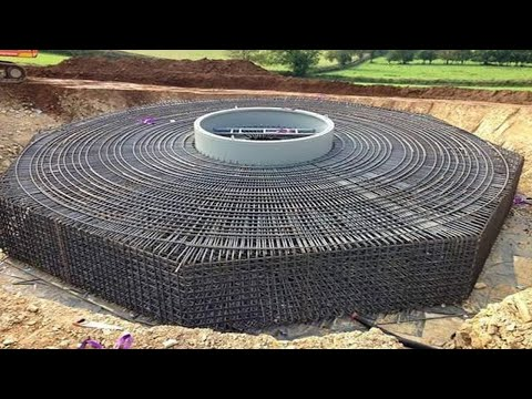 Amazing Modern Wind Turbine Farm Construction Process, Biggest Heavy Construction Equipment Machines