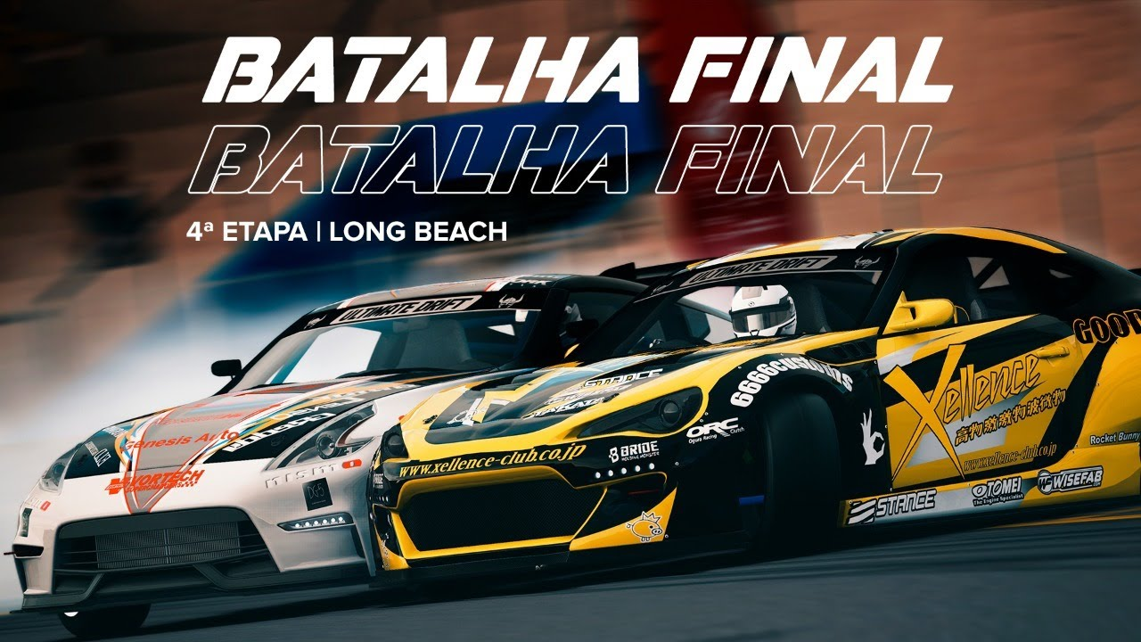 4ª ETAPA - BATALHA FINAL | LONG BEACH