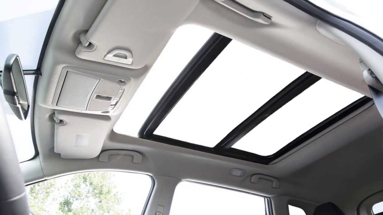 2014 Nissan Rogue - Power Panoramic Moonroof - YouTube