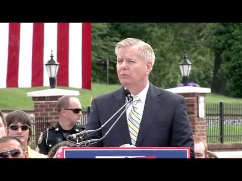 Lindsey Graham 2016 – Announcement