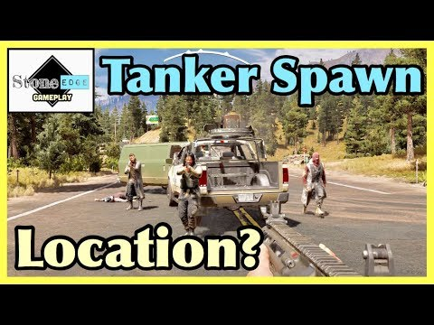 Far Cry 5 - Hit The Gas Tanker Truck Location Guide