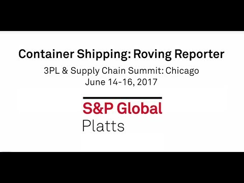 Container shipping -- 3PL & Supply Chain Summit 2017: Chicago takeaways