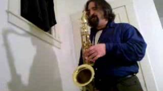 matt getman - solo sax...Little Wing (Hendrix)