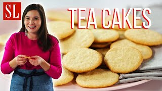 The BEST Southern Tea Cakes You'll Ever Have | Easy Tea Cake Recipe | Southern Living