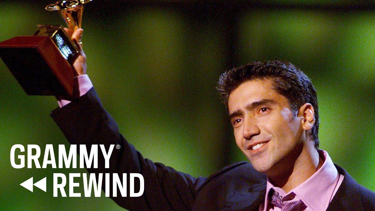 Watch Ranchera And Latin Pop Icon Alejandro Fernández Win His First Latin GRAMMY | GRAMMY Rewind