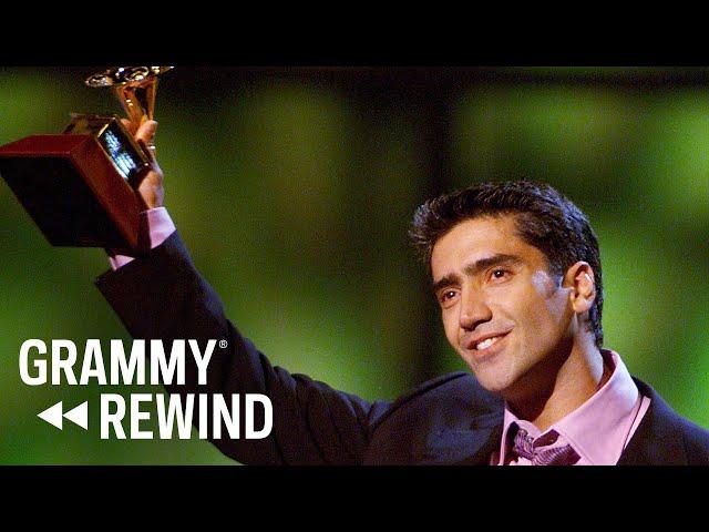 Watch Ranchera And Latin Pop Icon Alejandro Fernández Win His First Latin GRAMMY   GRAMMY Rewind