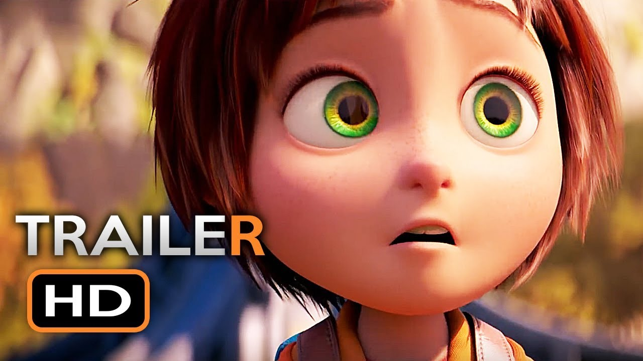 WONDER PARK Official Trailer (2019) Mila Kunis, Jennifer Garner Animated Movie HD