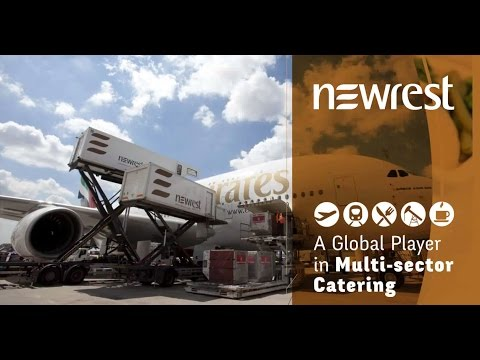 Newrest inflight & rail activity video