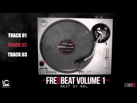 FRE3BEAT VOLUME1 beat by OBL
