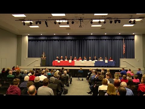 2015 South Tampa Candidate Forum - Tampa City Council