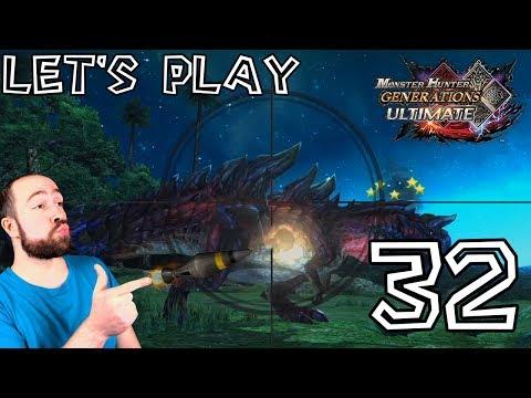 Let's Play Monster Hunter Generations Ultimate - #32: Glavenus et duo Blangonga/Lagombi ! thumbnail