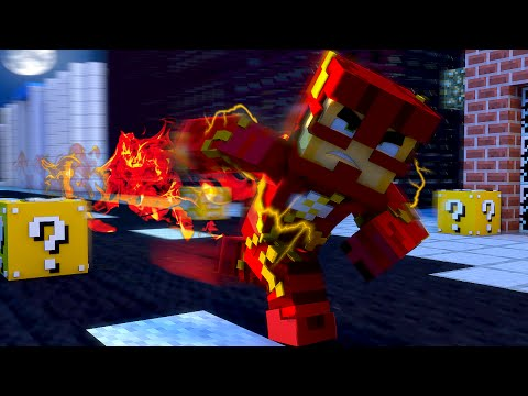 Minecraft: ESCADONA - FLASH ‹ AMENIC ›