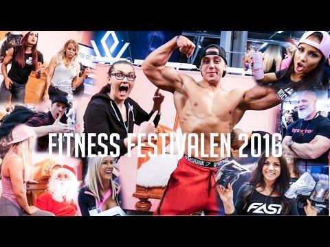 Fitness Festivalen 2016 Stockholm | TAFFER