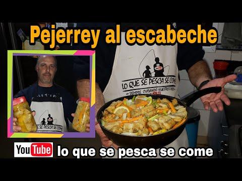 Pejerrey Al Escabeche  - Receta