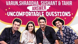 Shraddha Kapoor on anxiety, Sushant Singh Rajput on losing his mom, Kriti and Ankita | Bare or Dare