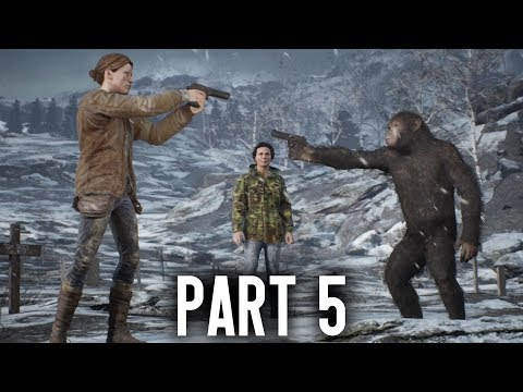 Planet of the Apes Last Frontier Gameplay Walkthrough Part 5 - OKAY I SCREWED UP