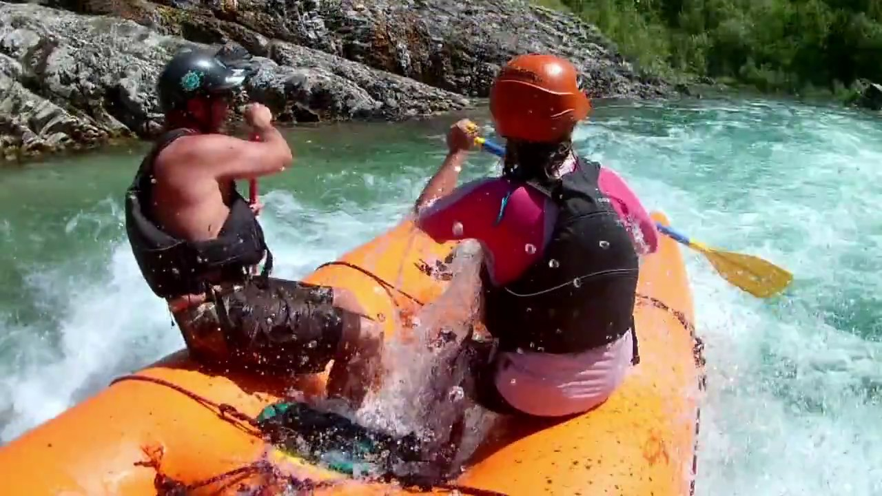 Rocky Mountain Raft Phat Cat Review/Whitewater Adventure on the Payette  River