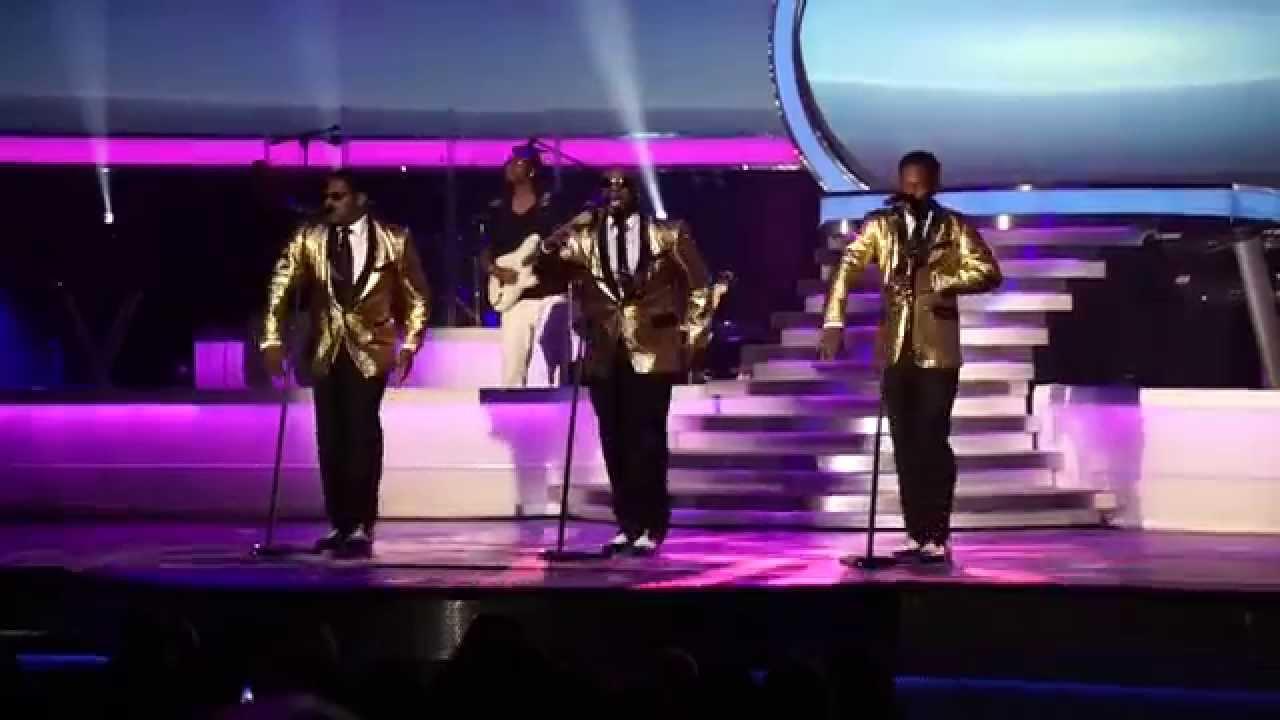 Motown Medley (Part 1) (HD) - Boyz II Men at Terry Fator