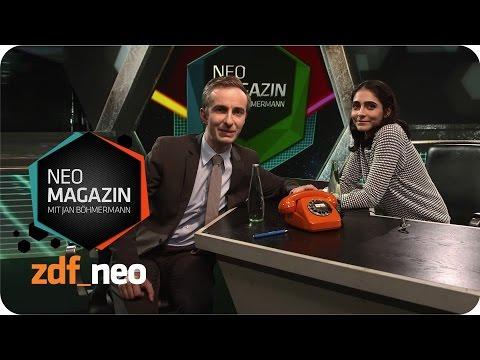 Rassismus beim NEO MAGAZIN mit Jan Böhmermann? - ZDFneo